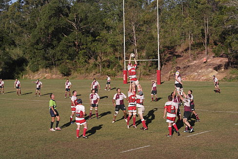 Nambour v Noosa line out 2.JPG