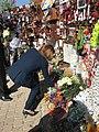 Nancy Pelosi at the tribute of Las Vegas shooting (1).jpg