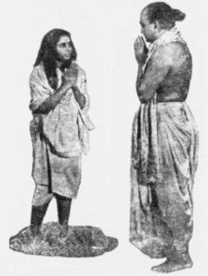 Maharajapuram Viswanatha Iyer - K. B. Sundarambal and Maharajapuram Viswanatha Iyer in Nandanar