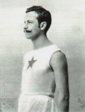 Hungary at the 1896 Summer Olympics - Nándor Dáni