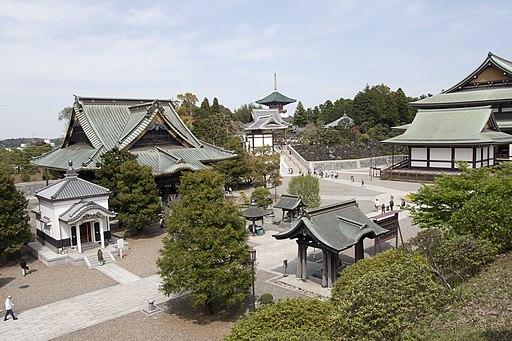 Naritasan Shinshoji Temple 01