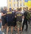 National corps in Odessa, juillet 2018 (2).jpg