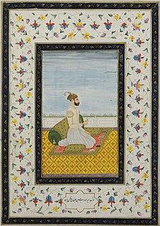 Sayyid Hussain Ali Khan Barha Nawab of Aurangabad