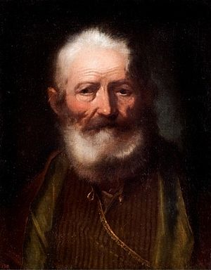 Bartolomeo Nazari - Image: Nazari Old man in an eastern attire