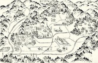 Negoro-ji - Image: Negoro ji Kiinokunimeishozue