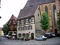 Neighbourhood of Saint-Matthieu Church of Colmar.jpg