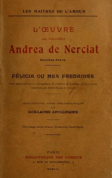 File:Nerciat - Félicia.djvu