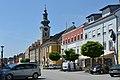 Neumarkt iH Pfarrkirche hl Florian Marktplatz.jpg