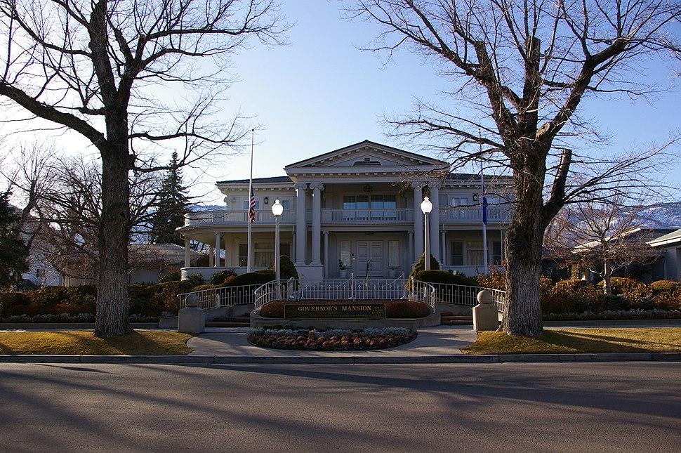 Nevada Govenors Mansion