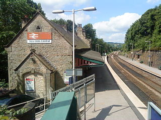 New Mills Central railway station
