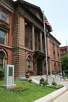 New Bedford MA City Hall