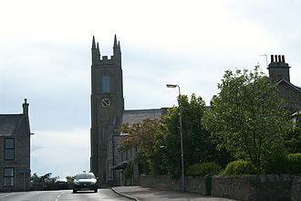 New Deer - St Kane's Church, New Deer
