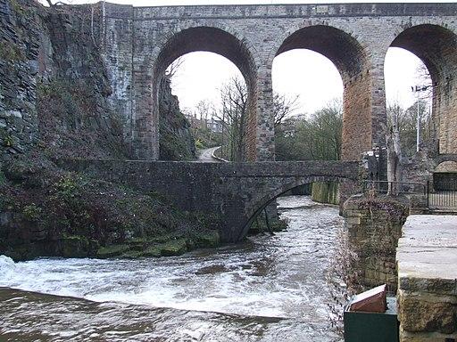 New Mills, Torrs Hydro 1641