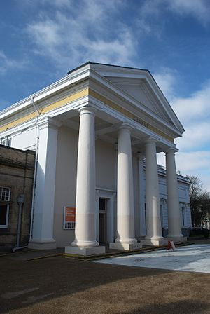 New Walk Museum - Image: New Walk Museum main entrance