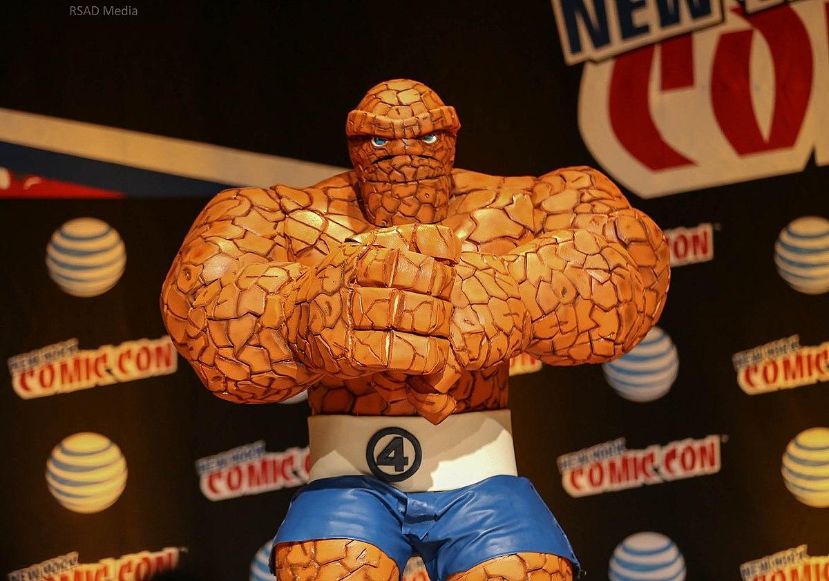 The Thing (personaje) - Wikipedia, la enciclopedia libre