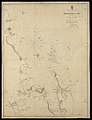 New Zealand (North Isle) SHOURAKA GULF and the mouth of the RIVER THAMES From the surveys of Captain James Cook - HMS Endeavour 1769 Mr James Downie - HMSS Coromandel 1820 Le Capitaine D'Urville - HFMS L'Astrolabe 1827 Mr RMG L9603.jpg