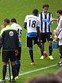 Newcastle United vs Southampton, 9 August 2015 (21).JPG