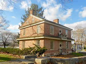 Square Tavern - Image: Newtown Square Tavern Delco from SE
