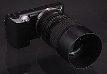 Sony nex 5 wikipedia minolta md 285 mm adapted to nex 5 sciox Images
