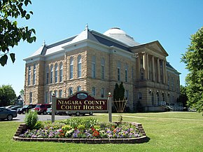 Niagara County Courthouse Jun 09.JPG