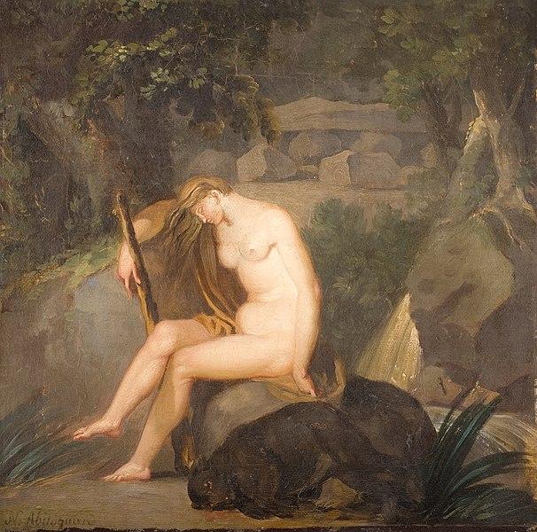 File:Nicolai Abildgaard - Nature Untamed - KMS600 - Statens Museum for Kunst.jpg