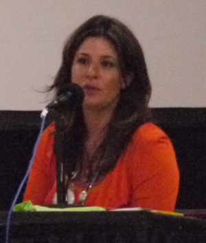 Nicole Oliver - Oliver at the 2012 Summer BronyCon
