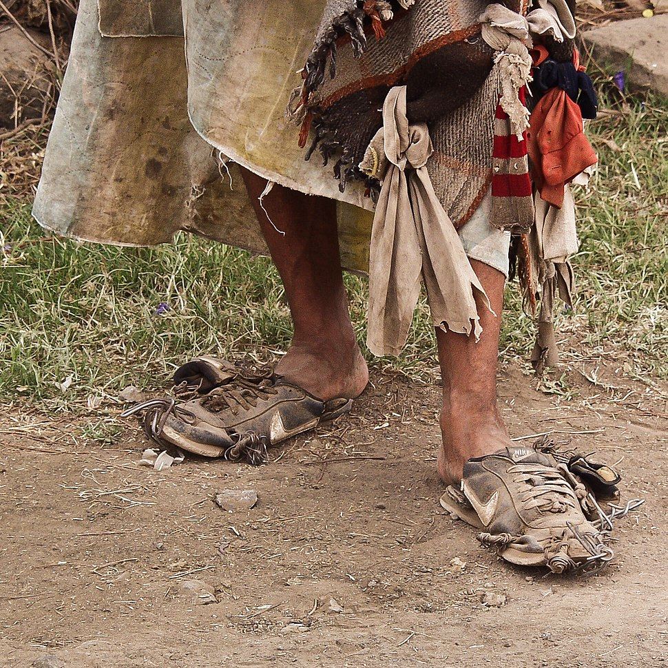 Nikes and Homeless