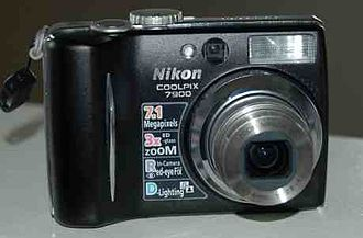 Nikon Coolpix series - Coolpix 7900