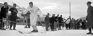 Nils Karlsson - Karlsson at the 1948 Olympics