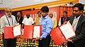 Nitin Gadkari, the Chief Minister of Haryana, Shri Manohar Lal Khattar, the Minister of State for Road Transport & Highways and Shipping, Shri P. Radhakrishnan, the Transport Minister, Assam.jpg