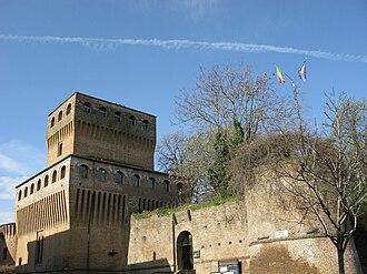 Noceto - Noceto: the fortress