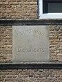 Noorddijkstraat 7, Brouwershaven - gevelsteen Jacob Cats.JPG