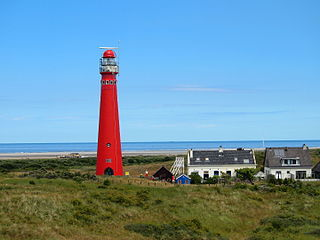 Schiermonnikoog Municipality in Friesland, Netherlands