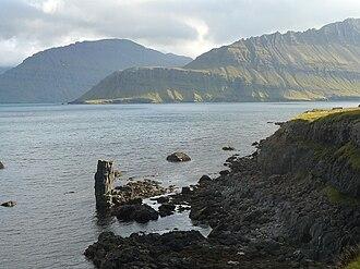 Neskaupstaður - Image: Norðfjörður