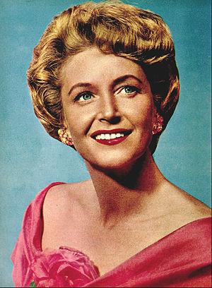 Norma Zimmer - Zimmer in 1961.