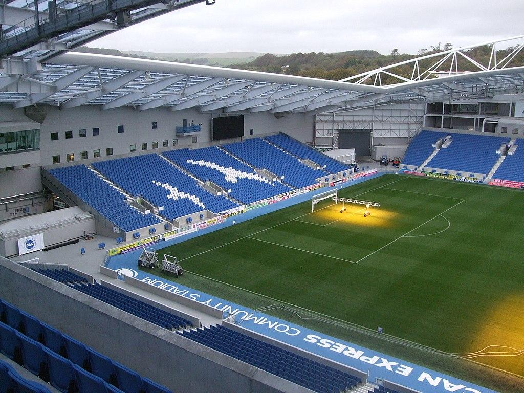 Amex Brighton Aston Villa