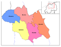 North province districts.png