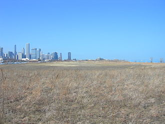 Northerly Island - Image: Northerly Island South