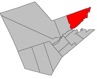 Alnwick Parish, New Brunswick Parish in New Brunswick, Canada