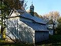 Novosilky Gorokhivskyi Volynska-Transfiguration of Jesus church-nord east view.jpg