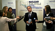Nuclear Fuel Cycle Royal Commission press conference, Adelaide, 17 April 2015