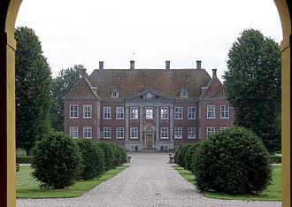 Nysø Manor - Image: Nysoe