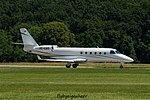 OE-GAS IAI Gulfstream G150 - AOJ (27642274144).jpg