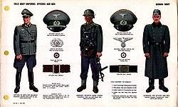 軍服 ドイツ ドイツ軍の軍服はかっこいいのになぜ日本軍の軍服はダサいのですか?