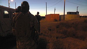 Opposing force - OPFOR Training 2012