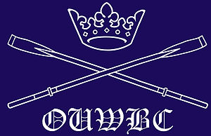 Oxford University Women's Boat Club - OUWBC Crest