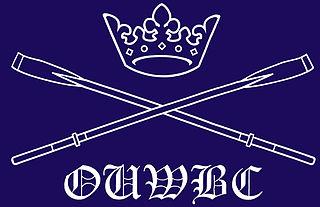 Oxford University Womens Boat Club British rowing club