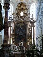 Ochsenhausen klosterkirche 005 main altar