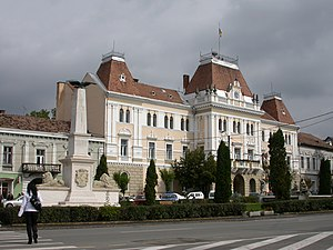 Odorheiu Secuiesc - Image: Odorheiu Secuiesc Primaria