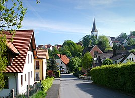 A view of Oerlinghausen